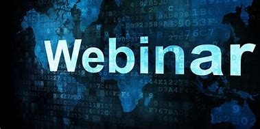 Scheduled Webinars